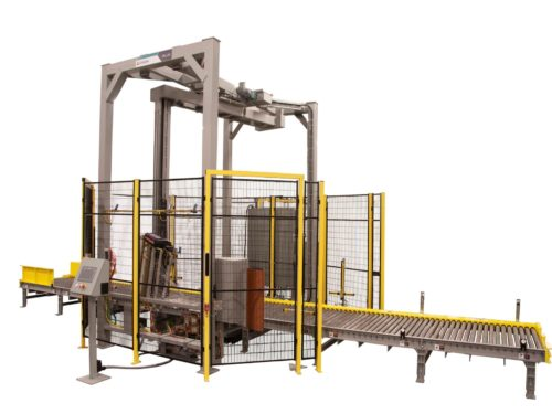 Rotary Tower Automatic Stretch Wrapping System MA-DX thumbnail