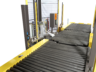 FA Conveyor - Turntable Automatic Stretch Wrapping System
