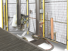 MA-DX Clamp - Rotary Tower Automatic Stretch Wrapping System