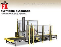 Orion FA Turntable Automatic Catalog download