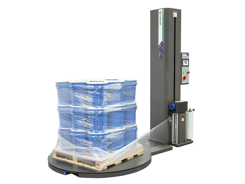 Sentry LP - Semi-Automatic Stretch Wrapping System